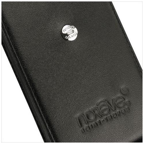 LG Optimus Black - LG Optimus White leather pouch
