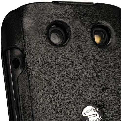BlackBerry Torch 9850 - 9860  leather case