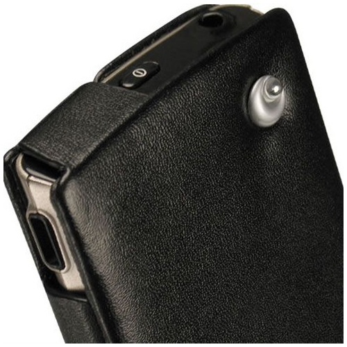 Sony Ericsson Xperia Ray  leather case