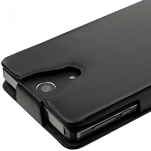 Sony Xperia V  leather case