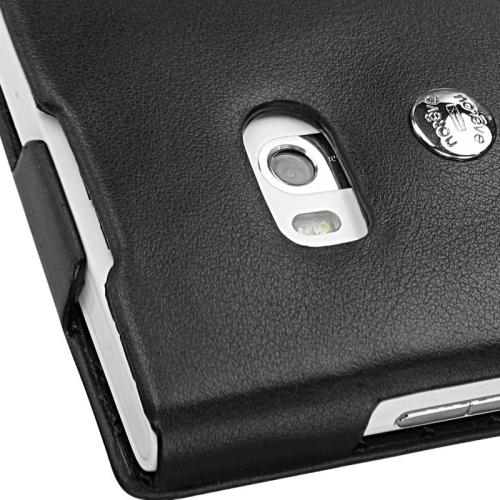 Nokia Lumia 900  leather case