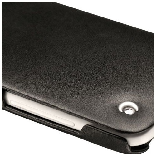 HTC One X - HTC One XL  leather case D
