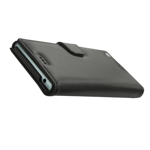 Housse cuir Sony Xperia XZ1