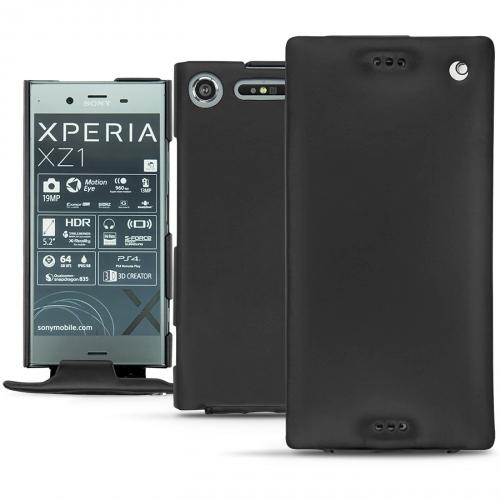 Sony Xperia XZ1 leather case