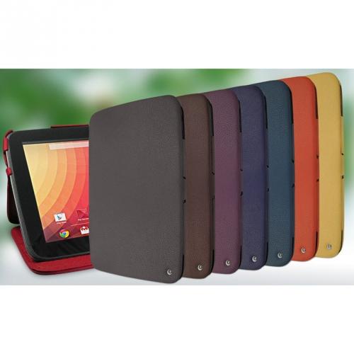 Samsung Google Nexus 10  leather case
