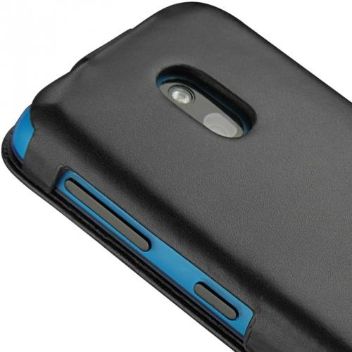 Nokia Lumia 620  leather case