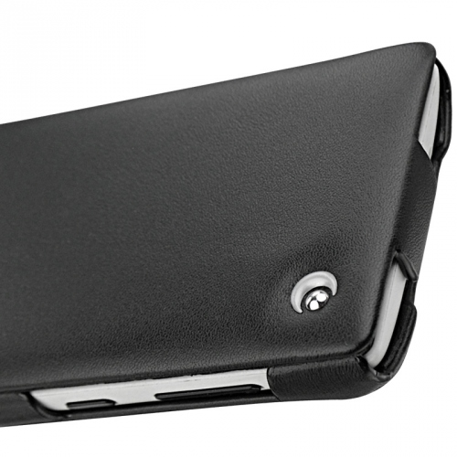 Nokia Lumia 520  leather case