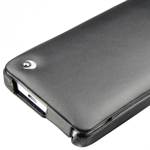 Housse cuir Huawei Ascend P6