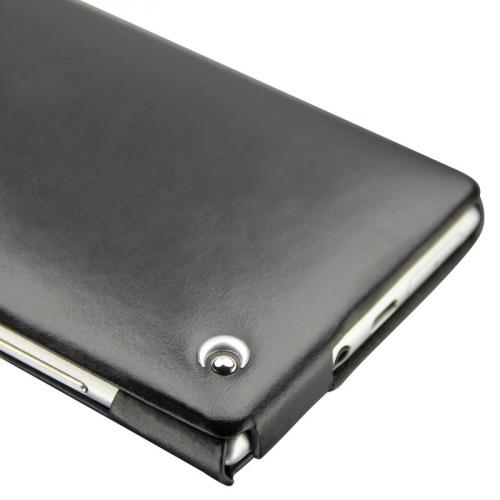 Nokia Lumia 925  leather case