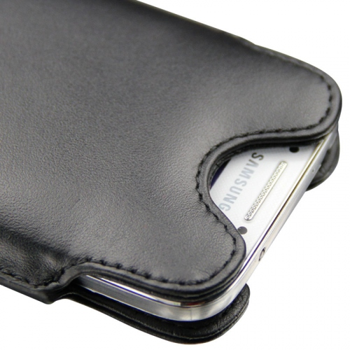Samsung GT-i9190 Galaxy S4 mini leather pouch