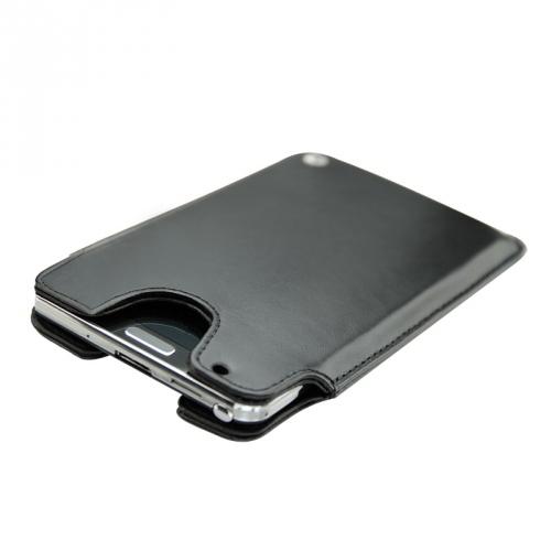 Pochette cuir Samsung SM-N9000 Galaxy Note 3