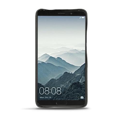 Custodia in pelle Huawei Mate 10