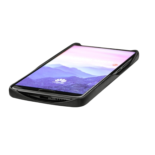 Coque cuir Huawei Mate 10 Pro