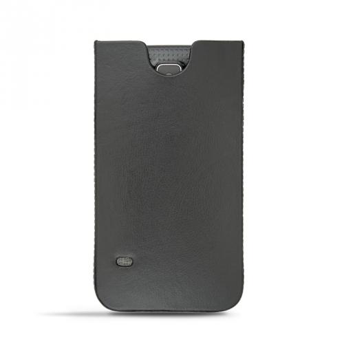 Capa em pele Samsung SM-G900 Galaxy S5