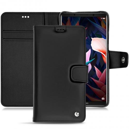 Lederschutzhülle Huawei Mate 10 Pro - Noir ( Nappa - Black )