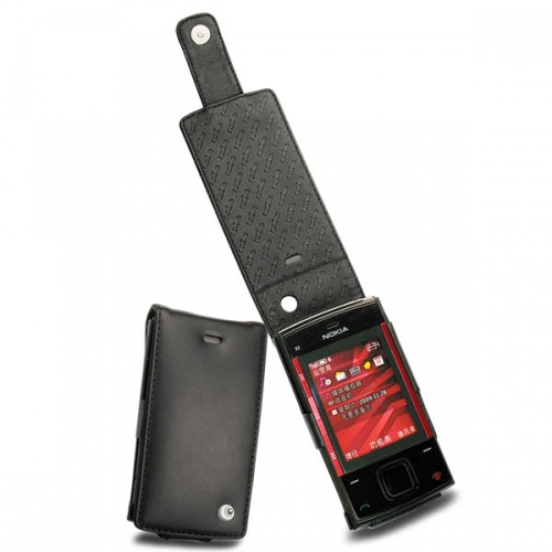 Nokia X3  leather case