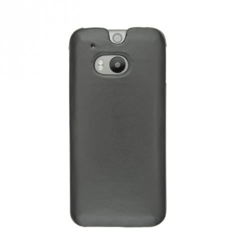 HTC One M8 leather cover