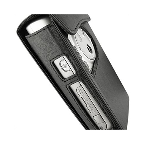 Housse cuir Sony Ericsson P990i