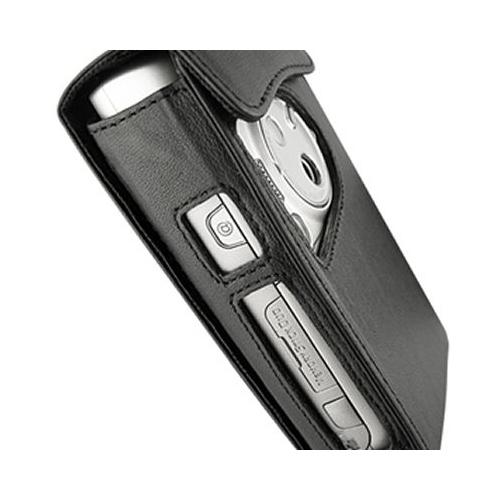 Sony Ericsson P990i leather case