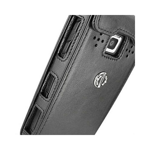 Samsung SGH-i320  leather case