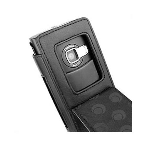 Housse cuir Nokia N72
