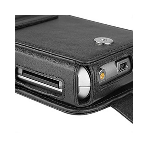 Housse cuir Fujitsu-Siemens Loox T810 - T830