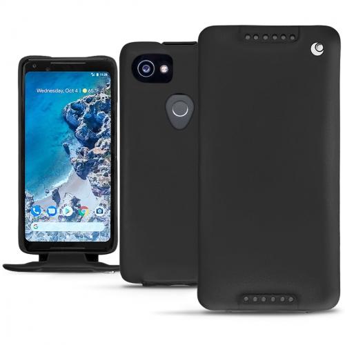 硬质真皮保护套 Google Pixel 2 XL - Noir ( Nappa - Black )