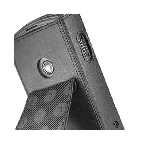 Housse cuir HTC P3300 - HTC P3350 - HTC Artemis - Dopod P800