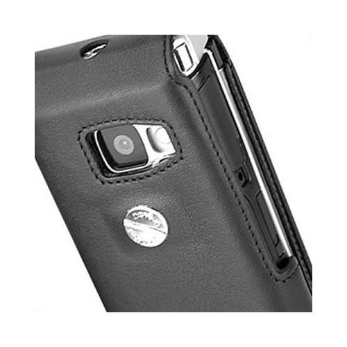 Housse cuir Nokia N75