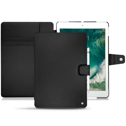 "Apple iPad Pro 10,5"" leather case - Noir ( Nappa - Black )"