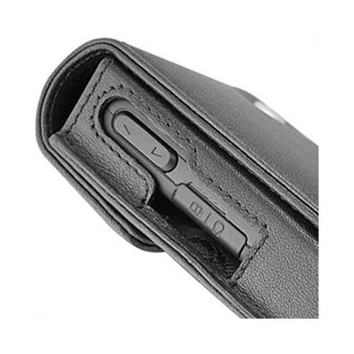 Housse cuir Samsung SGH-i600 - i607 - Blackjack