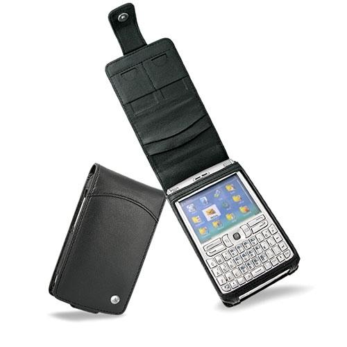 Nokia E61 - E62  leather case