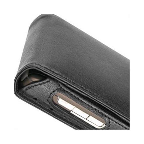 Housse cuir Nokia E61i