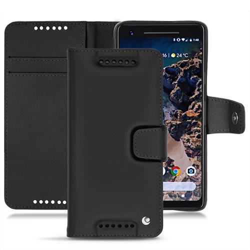 Google Pixel 2 leather case
