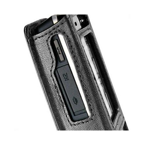 Housse cuir Sony Ericsson K810