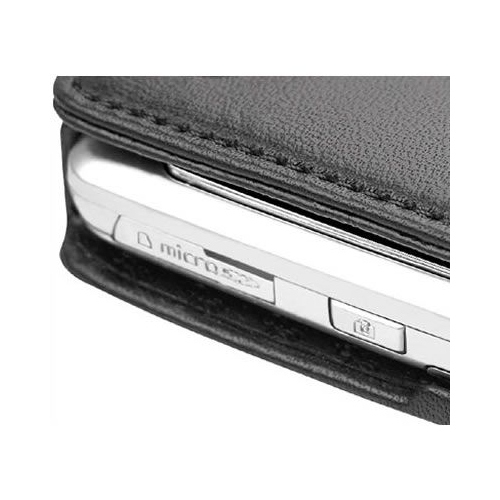 Samsung SGH-E840  leather case