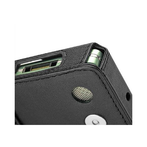 Housse cuir Sony Ericsson T650