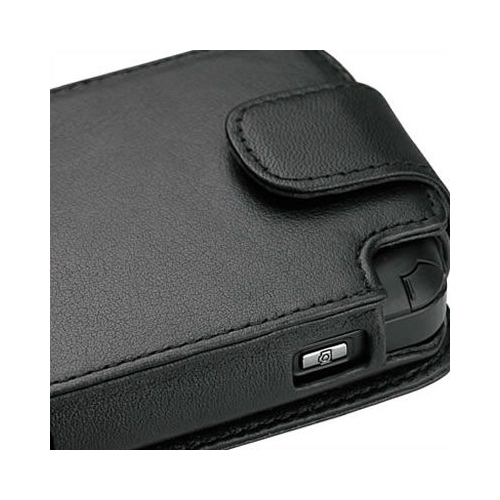 HP iPAQ 910  leather case