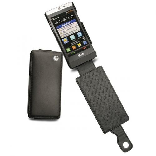 LG GD880 Mini  leather case