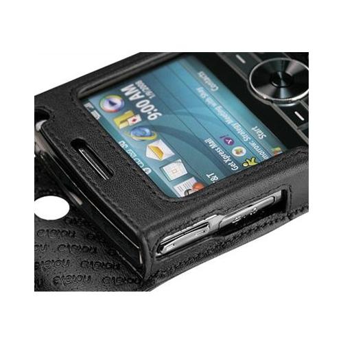 Samsung SGH-i617 - Blackjack 2  leather case