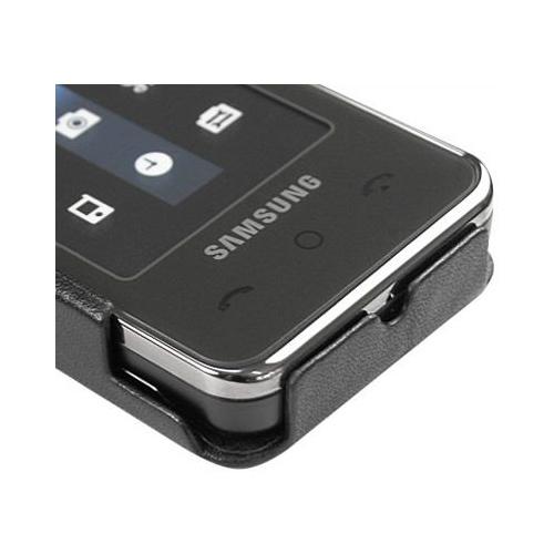 Housse cuir Samsung SGH-F490