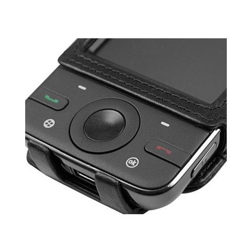 HTC P3470 - HTC Pharos  leather case