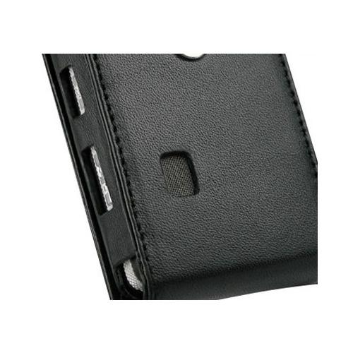 Housse cuir Sony Ericsson G900
