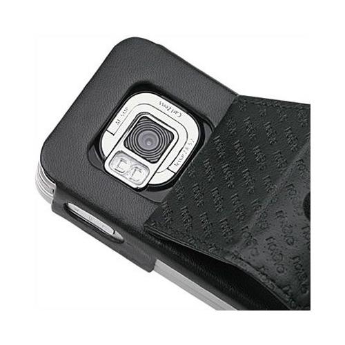 Housse cuir Nokia N96