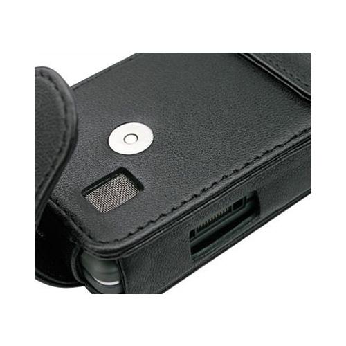 Housse cuir Sony Ericsson K770i