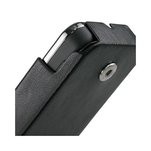 Housse cuir Samsung Instinct M800