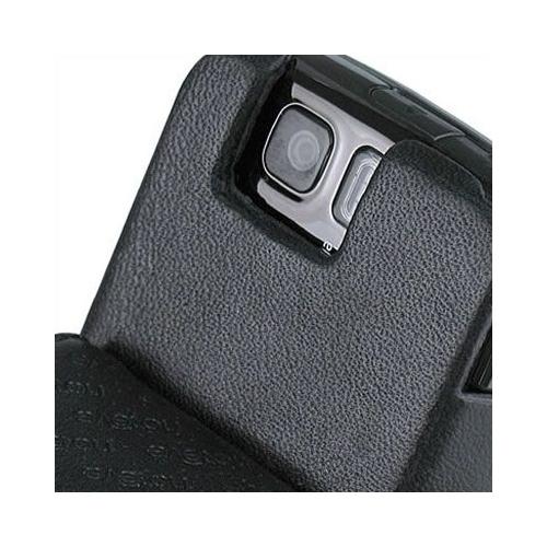 Nokia 6600 Slide  leather case