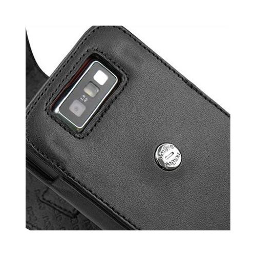 Housse cuir Nokia E63