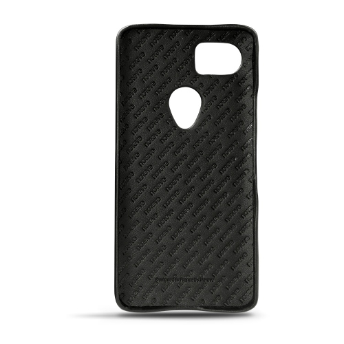 Google Pixel 2 XL leather cover