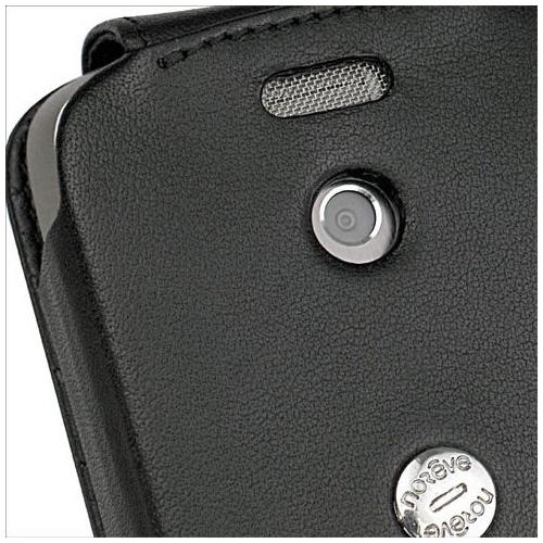 Housse cuir HTC Magic